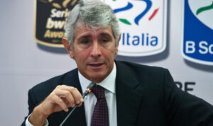 Andrea Abodi, presidente della Lega di Serie B