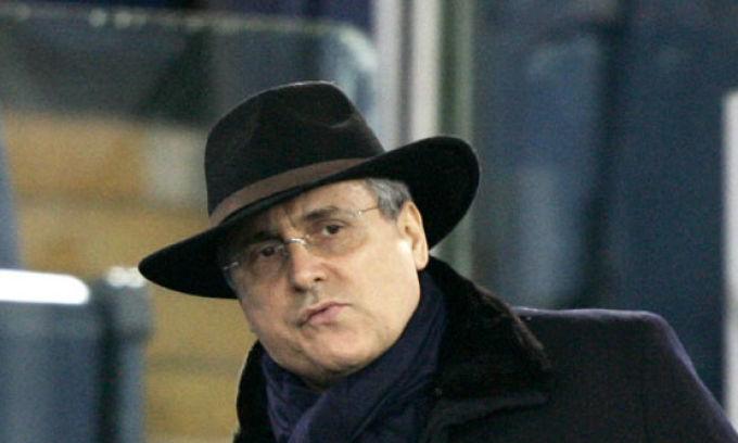 Claudio Lotito, presidente di... tutti