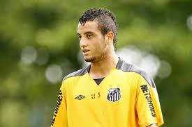 Felipe Anderson, centrocampista del Santos