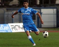 Elseid Hysaj, terzino albanese dell'Empoli, obiettivo della Lazio