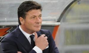 Inter-Roma | Walter Mazzarri sulla panchina dell'Inter