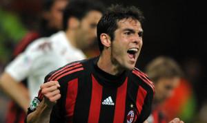 Milan-Barcellona: Kakà in campo dal primo minuto