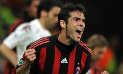 Tra i consigliati del Fantacalcio anche il rossonero Kakà.