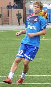 Kokorin, attaccante della Dinamo Mosca