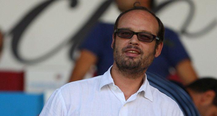 Massimo Mezzaroma, presidente del Siena
