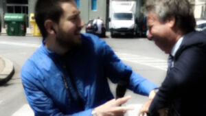 Genoa: scontro Preziosi giornalista Secolo XIX