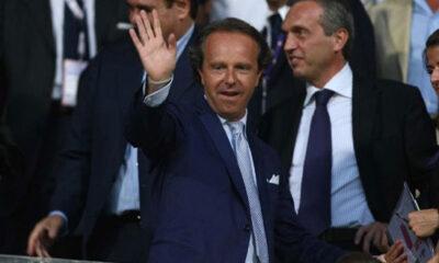 Andrea Della Valle, presidente Fiorentina