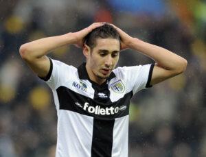 Belfodil, qui con la maglia del Parma potrebbe tornare in Emilia, sponda Sassuolo