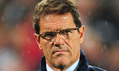 Fabio Capello, ex Ct dell'Inghilterra