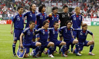 Il Giappone di Zaccheroni è pronto pronto per Mondiali.