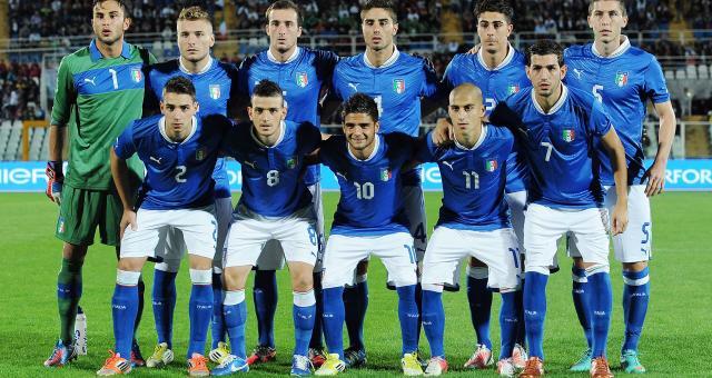 Europeo Under 21: foto Italia