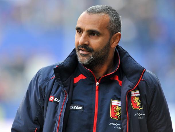 Fabio Liverani, tecnico del Genoa