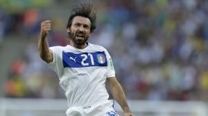 L'Italia nei piedi di Pirlo dopo l'addio di Balotelli