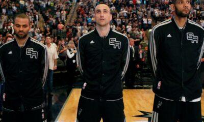 I San Antonio Spurs sempre sulla cresta dell'onda in Nba.