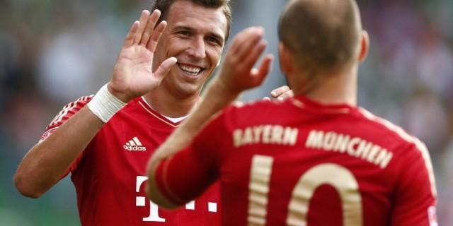 Ribery, di schiena: riuscirà a essere decisivo anche stasera?