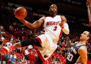 Nba: Dwayne Wade, guardia di Miami