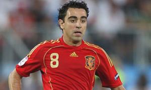 Spagna: Xavi Hernandez