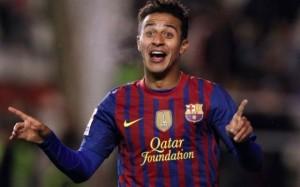 Manchester: Thiago Alcantara in maglia blaugrana