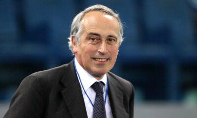 Giancarlo Abete, presidente FIGC