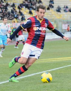 Calciomercato: Alessandro Diamanti del Bologna è cercato da Juve e Milan