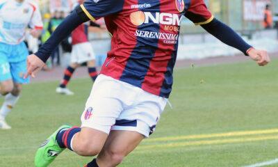 Alessandro Diamanti:l'asso del Bologna è cercato da Juve e Milan