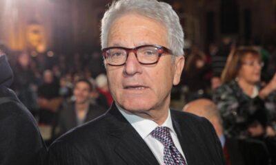 Antonio Matarrese, storico presidente del Bari