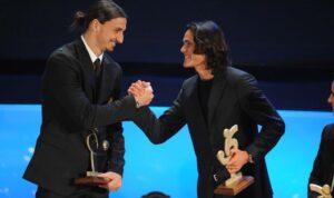 Zlatan Ibrahimovic ed Edinson Cavani, potrebbe essere lo scambio dell'anno tra questi due grandi calciatori.