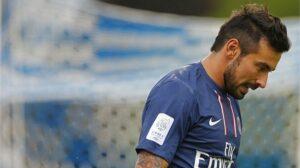 Lavezzi; PSG; Anderlecht; Champions League;