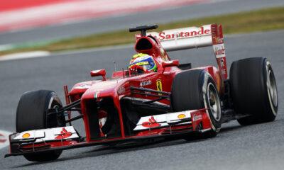 Ferrari F138, usata nel mondiale 2013