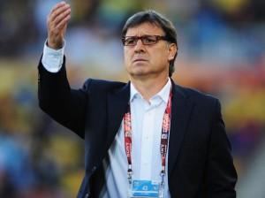 Gerardo Martino tecnico del Barcellona