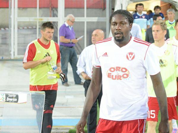 Giulio Ebagua, attaccante nigeriano