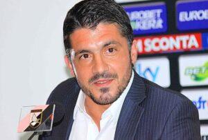 Serie B: Gennaro Gattuso tecnico del Palermo