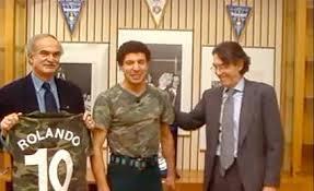 """Il mitico """"Rolando"""" alias Aldo Baglio"""