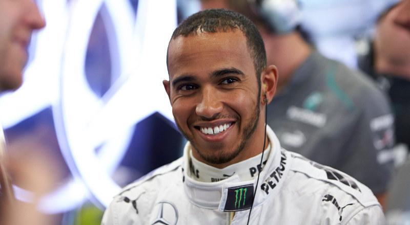 Lewis Hamilton, pilota Mercedes