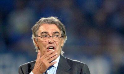 Massimo Moratti, ex-presidente onorario dell'Inter