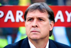 Gerardo Martino, tecnico del Barcellona Barça