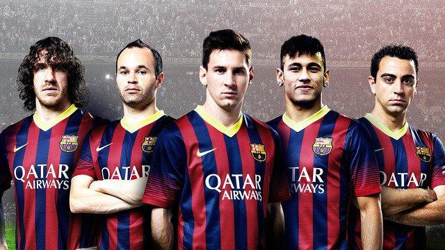 il Barcellona di Messi e Neymar tra le esclusive di Fox Sports