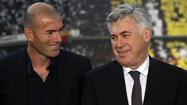 Ancelotti e Zidane una coppia chiamata per vincere
