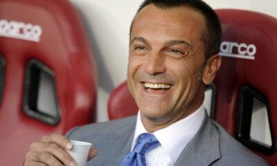 Marco Branca, direttore sportivo dell'Inter