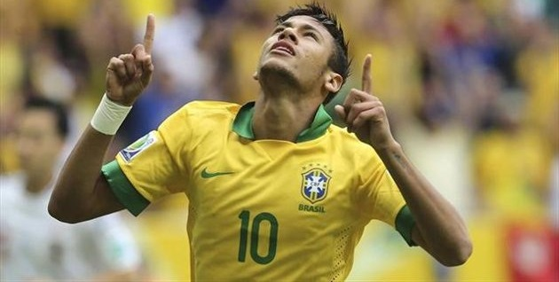 Neymar, deve guidare il Brasile oltre l'ostacolo Croazia
