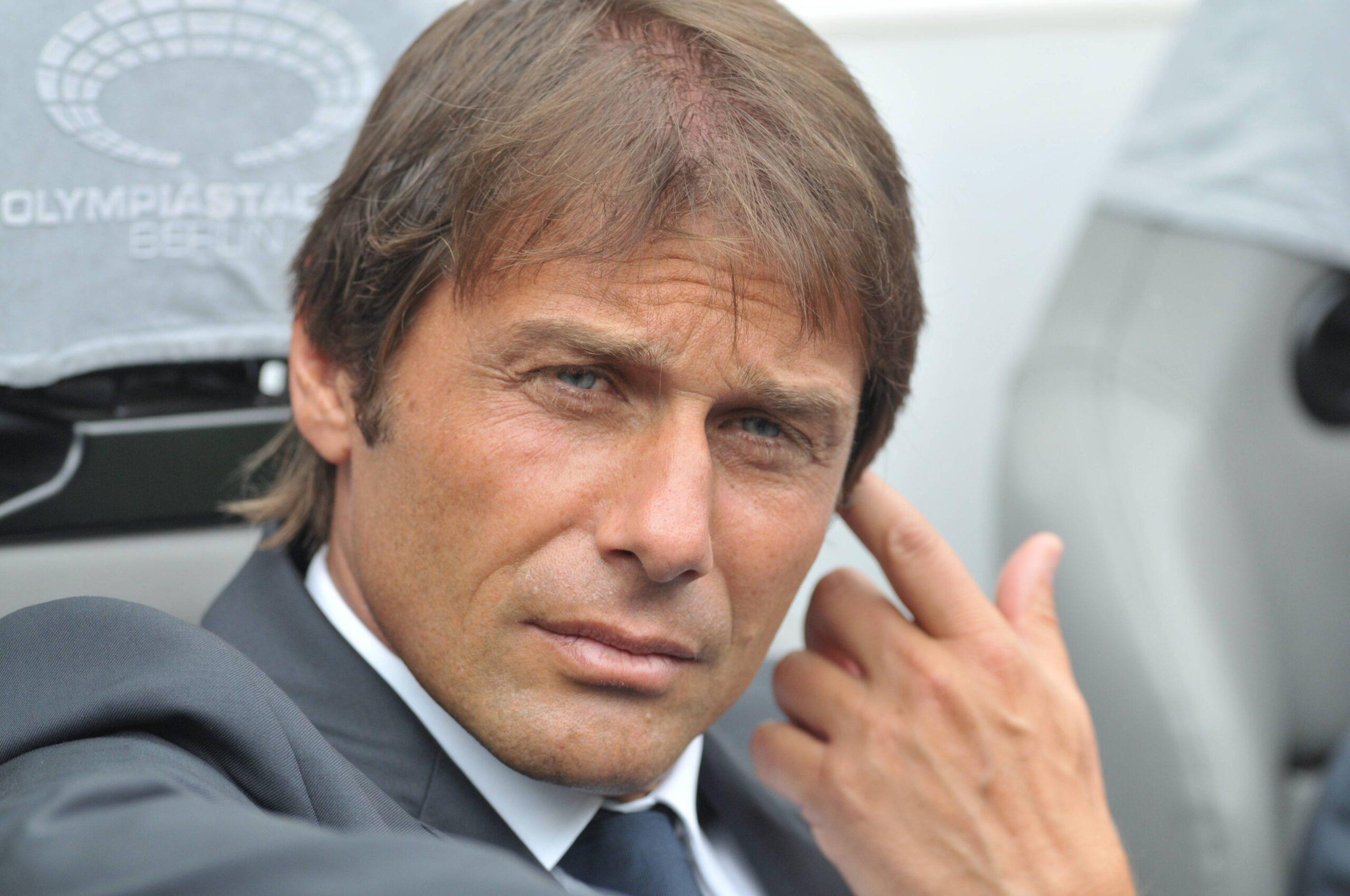 Antonio Conte, allenatore della Juventus