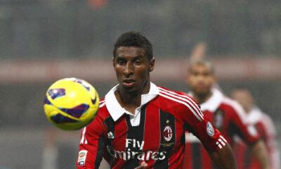 Kevin Constant con la maglia del Milan