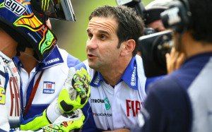 Davide Brivio, ex team manager di Rossi ai tempi della Yamaha