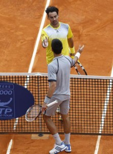 Djokovic e Fognini