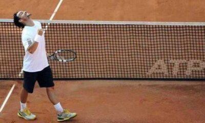 Fabio Fognini in finale ad Amburgo