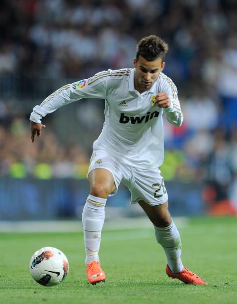 Jesè con la maglia del Real Madrid