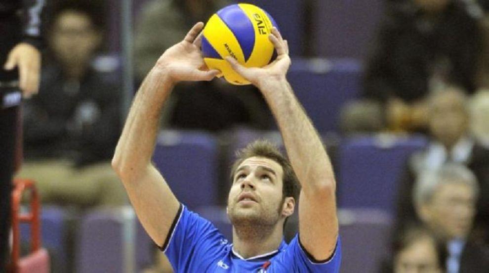 Dragan Travica, palleggiatore azzurro