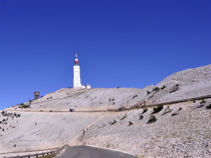 un'ascesa senza fine: i 21,5 km del Mont Ventoux