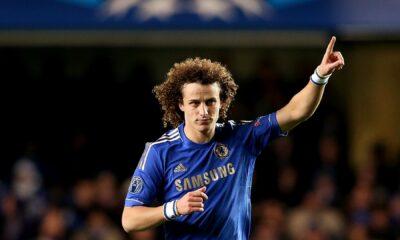 David Luiz, uno tra i migliori difensori della Premier League accostato al PSG