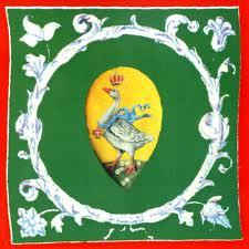 stemma della Contrada dell'Oca